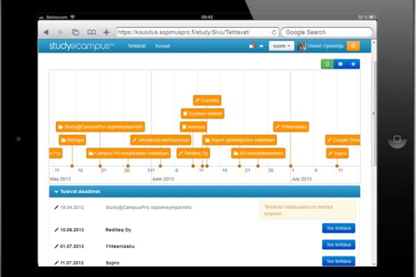 StudyCampusPro_iPad
